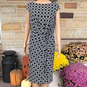 LAUREN Ralph Lauren Patterned Dress